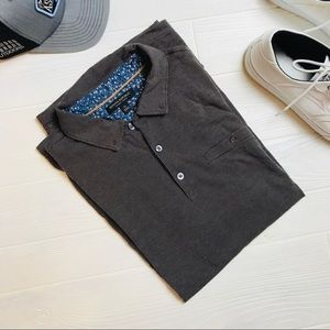 Banana Republic Luxury Polo
